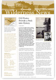 wilderness news spring 2011