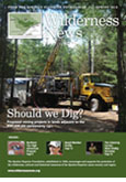 wilderness news spring 2013