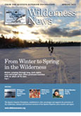 wilderness news spring 2014