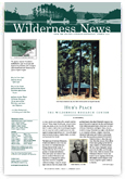 wilderness news summer 2010