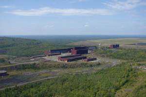 PolyMet facilities (Photo courtesy PolyMet Mining)